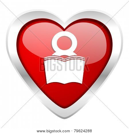 book valentine icon reading room sign bookshop symbol