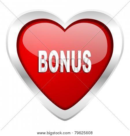 bonus valentine icon
