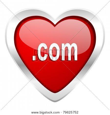 com valentine icon