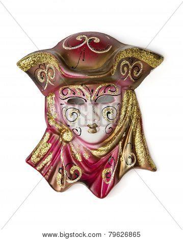 Mystery Masquerade Carnival Mask