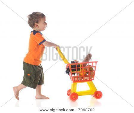 Shopper On The Go