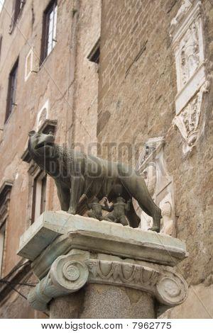 Symbol von Rom