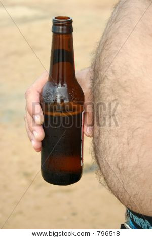 beer and beer belly