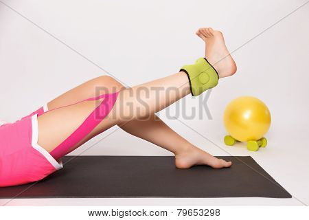 Physiotherapy Exercise For Leg Injury