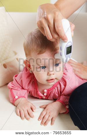 Baby witt digital thermometer