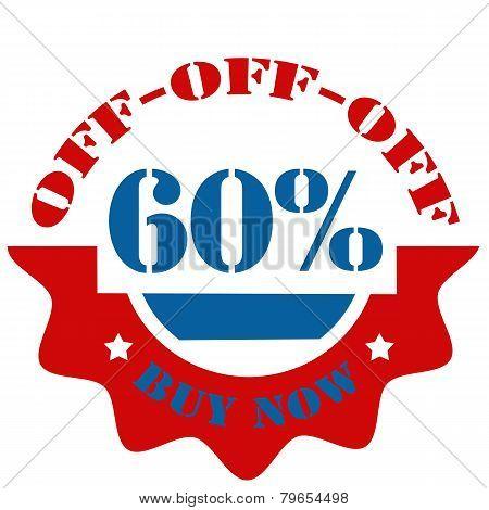 Buy Now-60% Off
