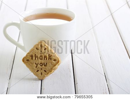 Stamp Biscuit
