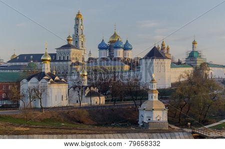 Holy Trinity St. Sergius Lavra.