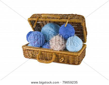 Skeins In Coffer