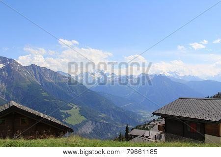 Zermatt. Journey through the cities of Switzerland