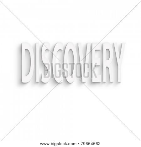 text on the wall or paper, discovery