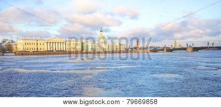 Saint - Petersburg.