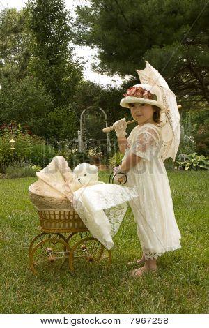Old Fashion Girl