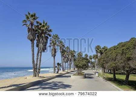 Central Beach, City of San Buenaventura, CA