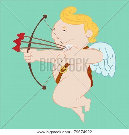 Cupid Triple Shot
