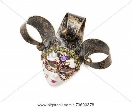 Beautiful Masquerade Carnival Mask