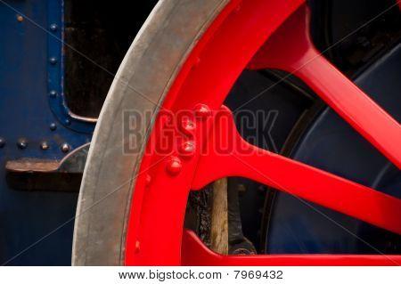Vintage Wheel