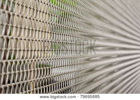 Composition Metal Cage