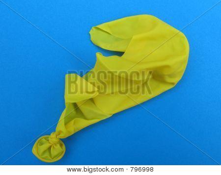 burst balloon