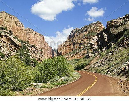 Kolob Canyons District, Zion National Park