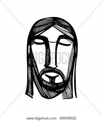 Jesus Face U