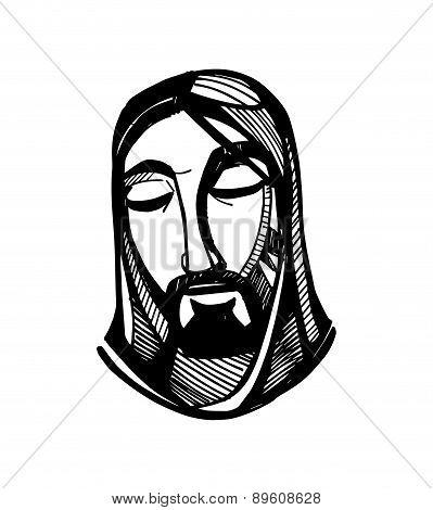 Jesus Face V