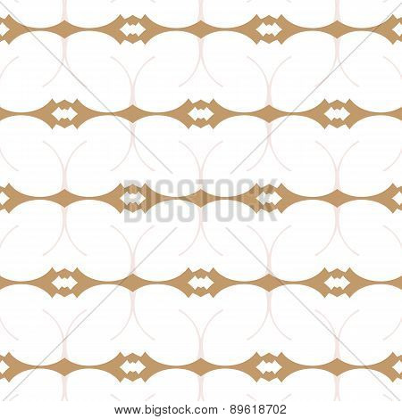 Primitive Simple Retro Seamless Pattern With Lines