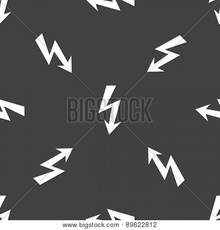 High voltage symbol pattern