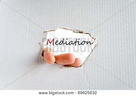 Mediation Concept