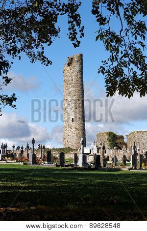 Tullaherin Round Tower