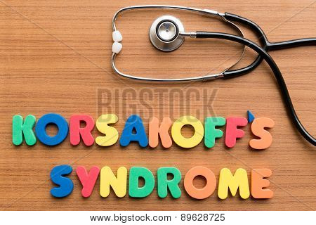 Korsakoff's Syndrome