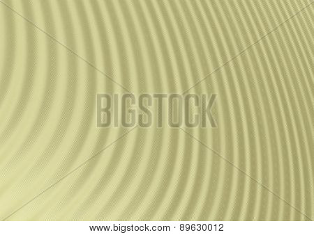 Beige Wavy Fabric Texture Abstract Background