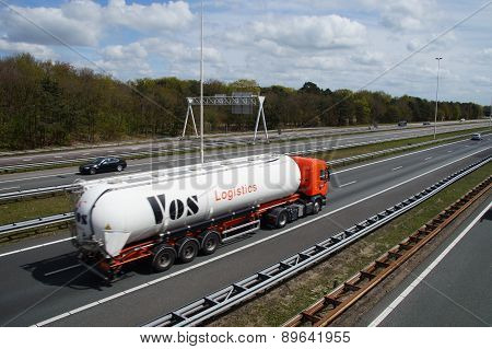 Vos Logistics Transport Truck