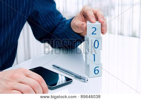 Business planning for 2016 year