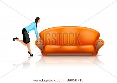 sofa6 with woman