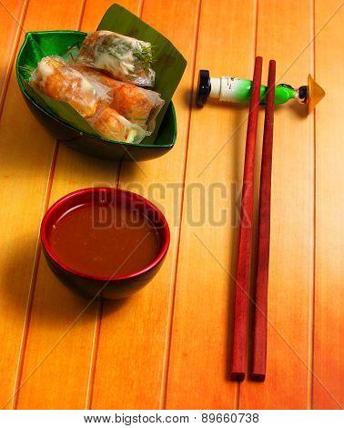 Vietnam Wafer Spring Rolls
