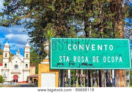 Santa Rosa De Ocopa Convent