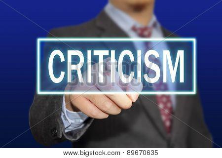 Criticism Concept