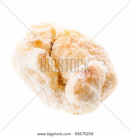 Isolated Austrian Xmas Pastry