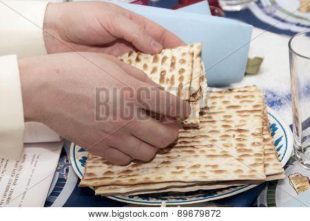 Matzen Bread