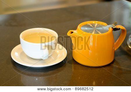 Pour Tea