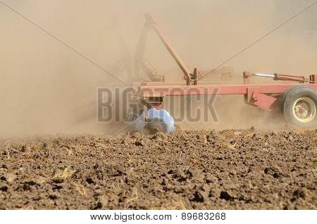 Disc Cultivator