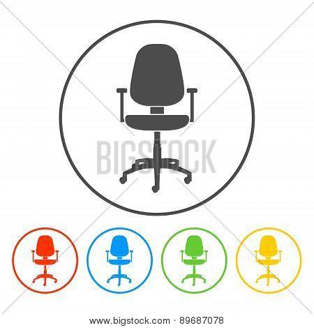 Office Ichair Icon