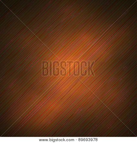 orange banded background.