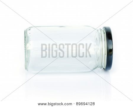 Glass Container .