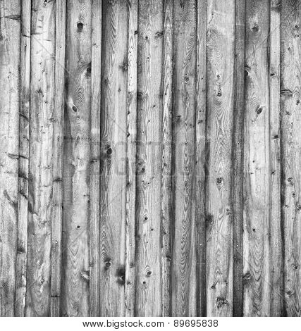 light wooden background texture in black and white.