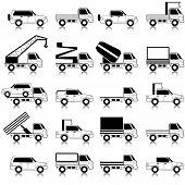 stock photo of car carrier  - Cars - JPG