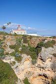 pic of lagos  - The lighthouse of Ponta Piadade - JPG