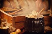 picture of high calorie foods  - Traditional Polish food  - JPG