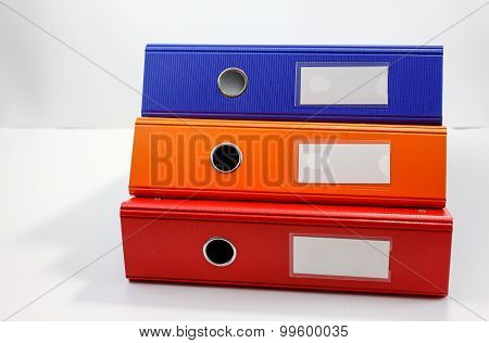 binders colors